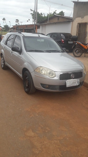 Fiat Palio 1.4 Attractive Flex 5p 2012