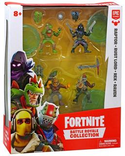 Fortnite Battle Royale Collection Set X 4 Epic Games Orig!!!