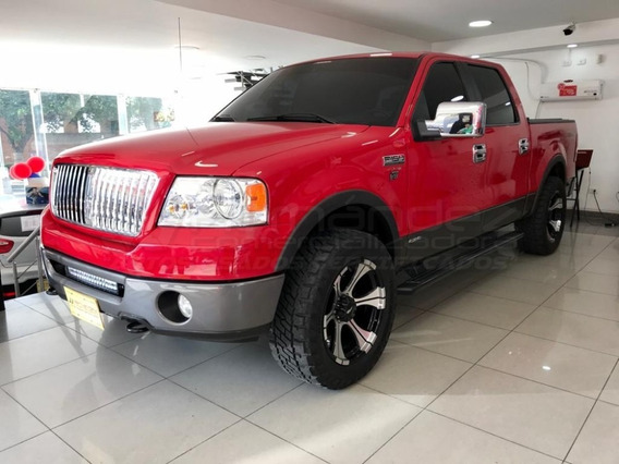 Ford F-150 2007, Dc, 4x4 ,aut, Full Equipo, Solo 12.900 Klm