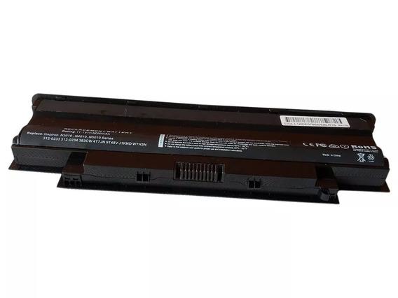 Bateria Para Note Dell Inspiron 13r 14r 15r 17r - 6600 Mah