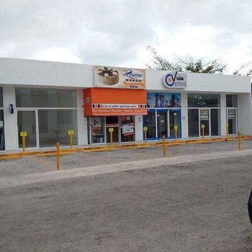 Imagen 1 de 2 de Locales Comerciales En Renta En Merida, Sobre Av. Itzáes