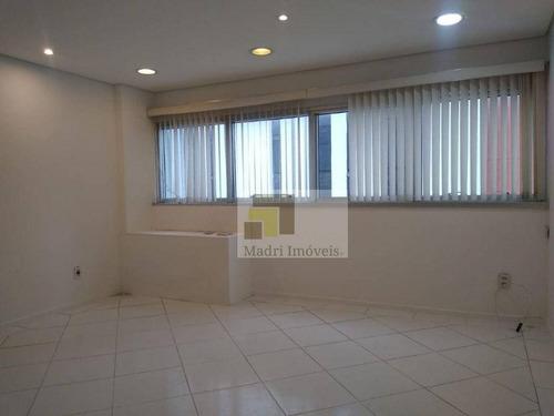 Imagem 1 de 11 de Sala Para Alugar, 38 M² Por R$ 1.300,01/mês - Vila Leopoldina - São Paulo/sp - Sa0075