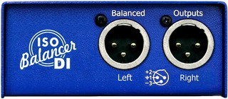 Transformador Iso Balancer Di Audio Audiobox Jack Rca
