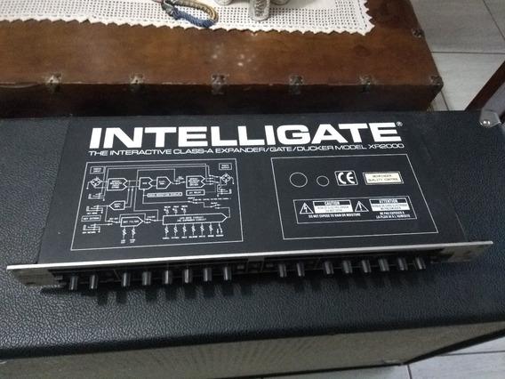 Processador Intelligate Xr 2000 Behringer