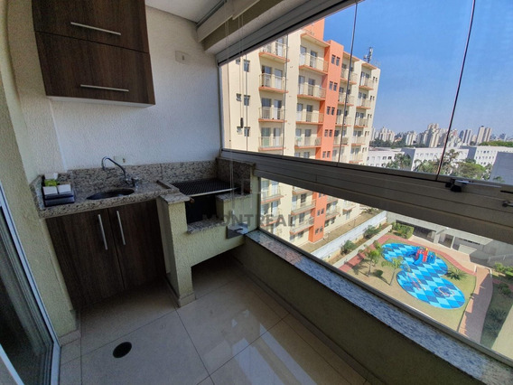 Apartamento A Venda No Bairro Lauzane Paulista Em São Paulo - Vdh59-1
