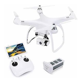 Upair One - Dron De Vídeo 4k Con Gps, Cámara De Cuatro Capta