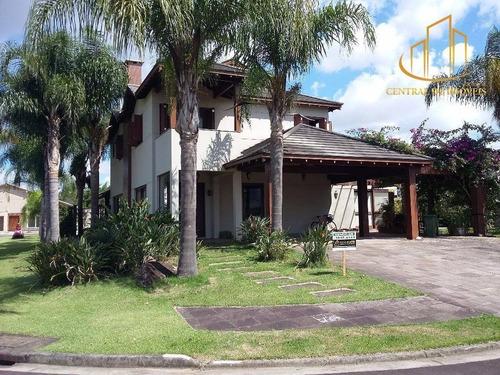 Imagem 1 de 30 de Casa  Residencial À Venda, Alphaville, Gravataí. - Ca0104