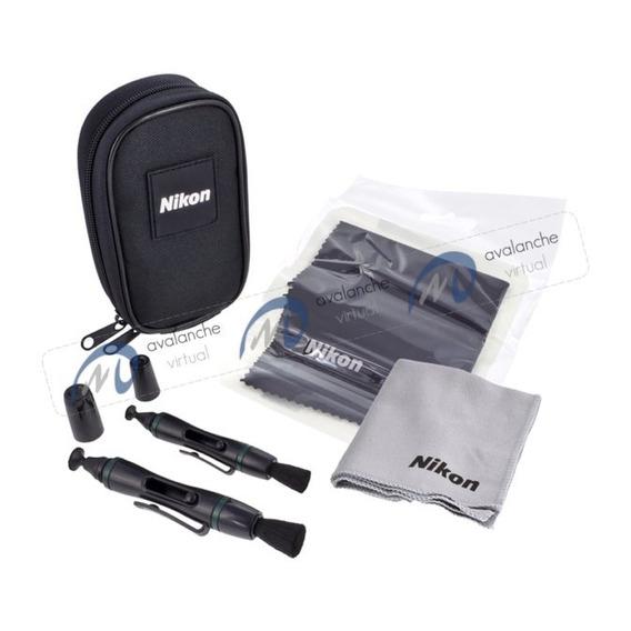 Kit De Limpeza De Lentes Lenspen Pro Nikon Profissional