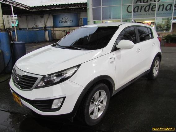 Kia New Sportage Lx 4x4