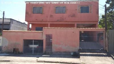 Casa Para Venda Em Volta Redonda, Abelhas, 3 Dormitórios, 1 Suíte, 2 Banheiros, 2 Vagas - C032