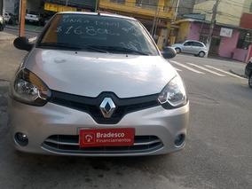 Renault Clio 1.0 Flex Authentiq 3p 2014 39.000km Unica Dona!