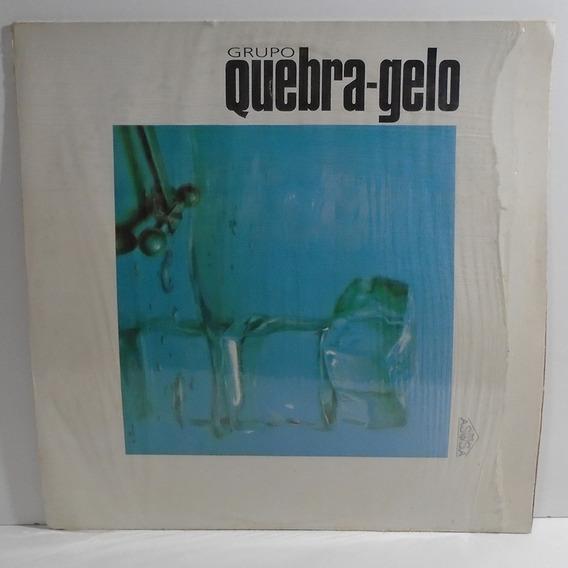 Grupo Quebra-gelo 1989 St Lp Meio Expediente / Teco Teco