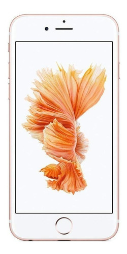 iPhone 6s 64 Gb Ouro Rosa Lacrado 1 Ano De Garantia Apple