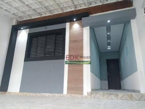 Imagem 1 de 18 de Casa Com 4 Dormitórios À Venda, 145 M² Por R$ 383.000,00 - Jardim Portugal - São José Dos Campos/sp - Ca6054