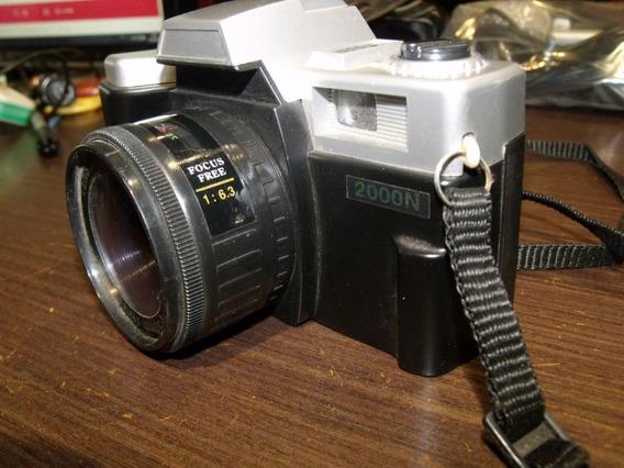Maquina Fotográfica Yashica 2000n