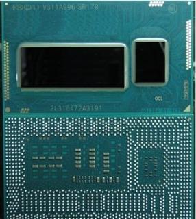 Procesador Bga - Intel Core I5 4200u Sr170 Cpu