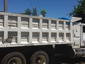 Camion Volteo De 14 M3, Mca. Dina, Diferencial De 44000.