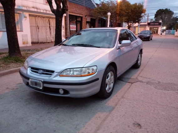 Honda Accord 3.0 Exrl V6 At Coupe 1998