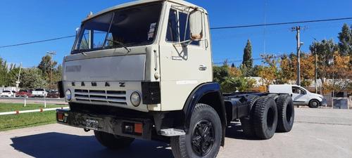 Kamaz 1996 V8 6x4 Con Toma Y Bomba Hidráulica Rentaltrucks