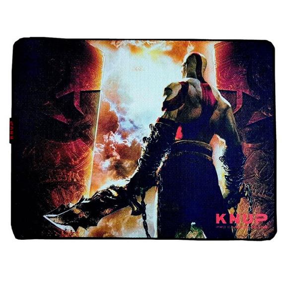 Mousepad Gamer Grande Pc Barato Kratos Zed God Of War