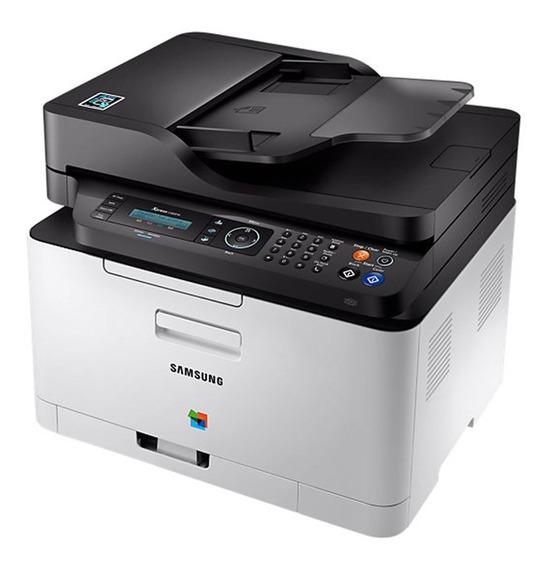 Multifuncional Laser Colorida Xpress Sl-c480fw Samsung Cx 1
