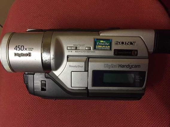 Filmadora Sony Dcr-trv120 Sucata Com Defeito.