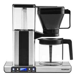 Cafetera Smartchef Peabody Mk01 Anti Goteo Display Electrica
