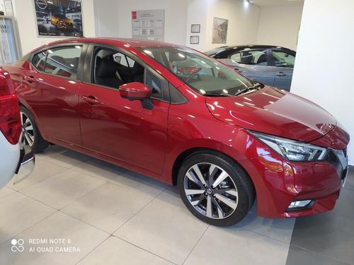 Nissan Nuevo Versa Exclusive Cvt  Entrega Inmediata