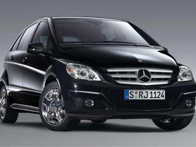Mercedes B200 2012 !!! Por Partes !!!