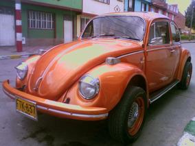 Volkswagen Escarabajo 1968