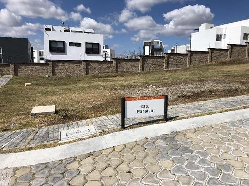 Imagen 1 de 9 de Se Vende Terreno En Esquina En Lomas De Angelópolis