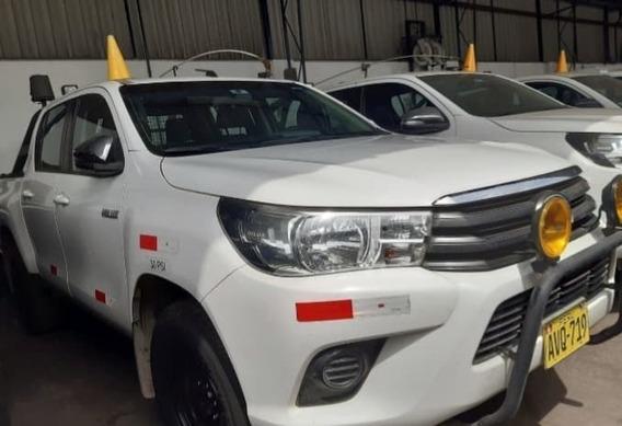 Por Termino De Obra Se Pone En Venta 18 Unidades Toyota