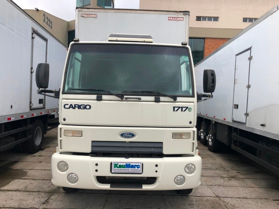 Ford 1717e Ano 2011 Bau 7 Mts /financia 100%