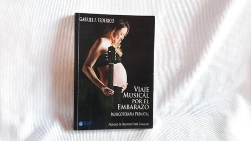 Viaje Musical Por Embarazo Musicoterapia Prenatal G Federico