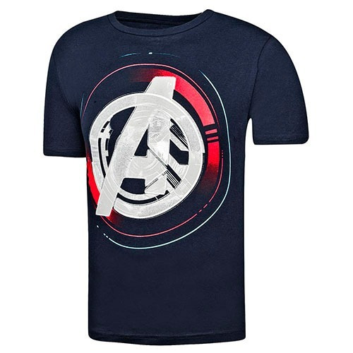 Playera Avengers Para Hombre Licencias Aurimoda 67961 Dgt