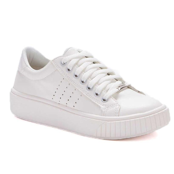 Zapatilla Savage Lr-26-s Blanco
