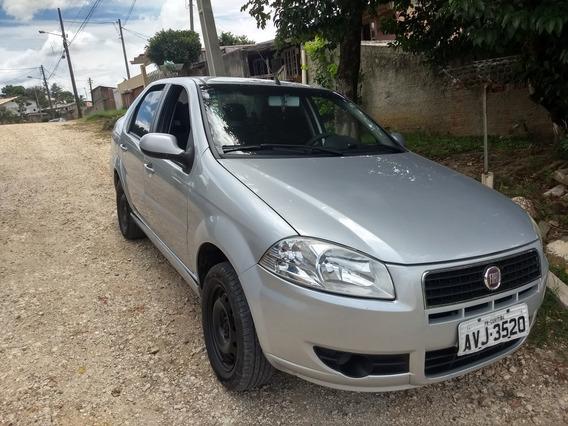 Fiat Siena 1.4 El Flex 4p 2012