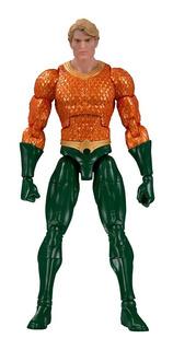 Dc Essentials Aquaman Figura - Dc Collectibles - Robot Negro