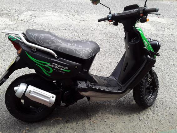 Yamaha Bws Muy Buena Y Muy Barata Y Bonita.