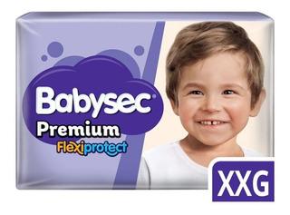 128 Pañales Babysec Premium Talla Xxg