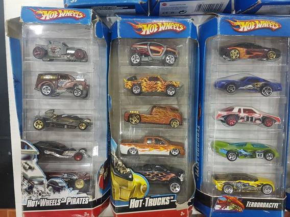 Carros A Escala Colección 1/64, Blisters De 5 Unidades...