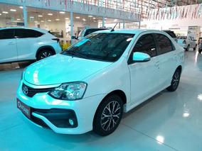 Toyota Etios 1.5 16v Platinum Aut. 4p - Ontake 5060
