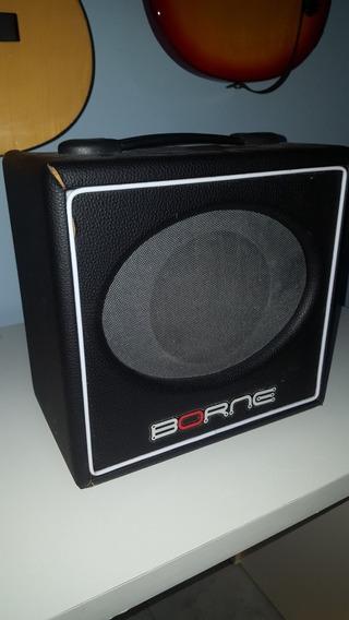Cubo Amplificador Borne Gs60 Ii