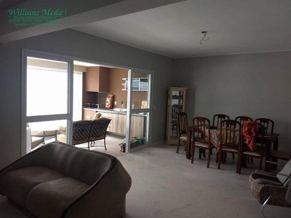 Apartamento Com 3 Dormitórios À Venda, 122 M² Por R$ 640.000 - Jardim Das Indústrias - São José Dos Campos/sp - Ap2158