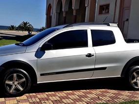 Volkswagen Saveiro 1.6 G6 2015 Financio Permuto