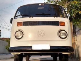 Vw - Volkswagen Kombi Furgão 1.6 8v Gasolina 1995
