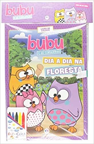 Bubu E As Corujinhas - Com Giz De Cera Editora Ciranda Cu