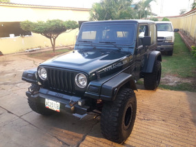 Jeep Tj Rubicon Año 2000