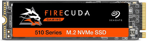 Seagate Firecuda 510 500gb Disco Ssd M.2 Pcie G3 3450 Mb/s