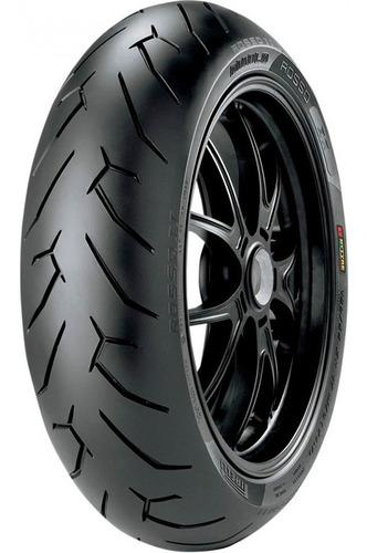 Cubierta Pirelli 150 60 17 Diablo Rosso 2 Ancha Fz16 Ful Fas